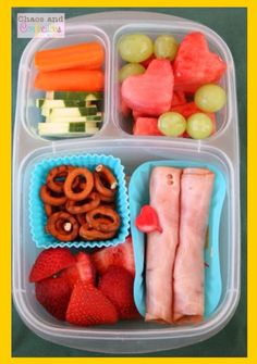 SCHOOL LUNCHES - Gluten-free, nut-free, soy-free, dairy-free, egg-free allergy safe lunch /signaturejeans/