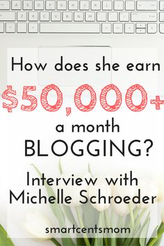 Looking for a way to earn extra income from your blog? Whether you're a new blogger or you've been blogging for awhile. Michelle shares how to monetize your blog!