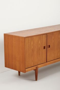 Epic Danish sideboard teak wood from the ties