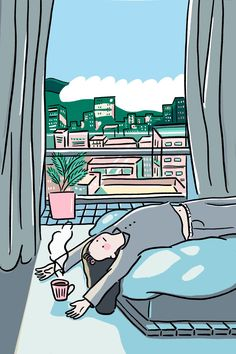 illustration art wallpaper & illustration art ` illustration art drawing ` illustration art vintage ` illustration art girl ` illustration art watercolor ` illustration art wallpaper ` illustration art black and white ` illustration art design Kawaii Wallpaper, Pastel Wallpaper, Tumblr Wallpaper, Japon Illustration, Cute Illustration, Character Illustration, Fantasy Illustration, Watercolor Illustration, Aesthetic Iphone Wallpaper