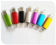 Low Price Full Capacity Mobile USB Disk For Samsung 16GB 32GB Flash Drive, Mobile OTG Flash Drive