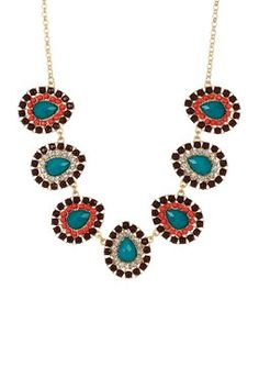 Aria Beaded Necklace