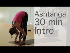30 mins Yoga Body Workout: Free yoga class (Ashtanga 30 min intro class) with Lesley Fightmaster - YouTube