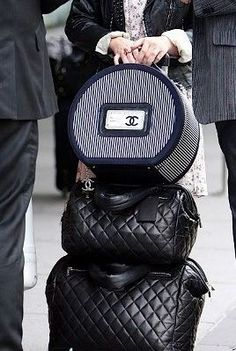 .Chanel luggage