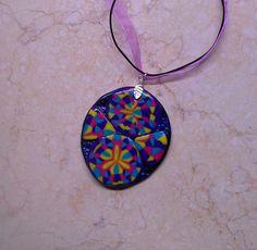 Lilas mozaikos medal