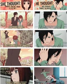 """I love """"Say, I love you""""!!! Such an awesome and cute anime. :)"""