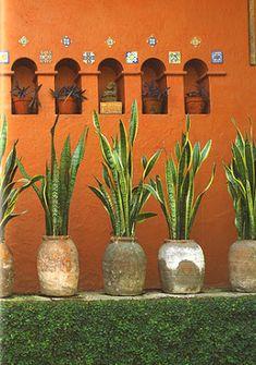 Desde Jalisco: Decoración estilo mexicano