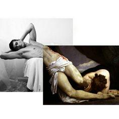 Hombre desnudo  |  naro pinosa