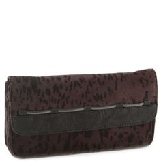BCBG Generation Hazel Clutch- Cheetah