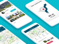 Biking Routes - UI designed by Laura Coman. Saint Charles, Silver Spring, San Luis Obispo, Show And Tell, Ux Design, Biking, Activities, Marina Del Rey, Bicycling
