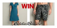 WIN @Eddie Bauer Travex clothes from my blog!  Ends Mar 15 - CAN/US Enter: http://www.snymed.blogspot.ca/2013/02/eddie-bauer-travex-line-for-spring.html