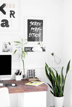 Ihr Arbeitsplatz sollte ein Platz sein, der Sie inspiriert, nicht nur die zufällige Ecke in Ihrer Wohnung, in der Ihr Computer steht. Diese 20 inspirierenden Ideen für Ihr Home Office geben Ihnen Starthilfe.