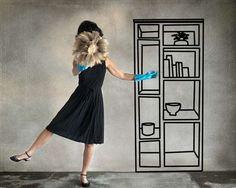 "Heidi Lender - ""She can leap tall buildings"""