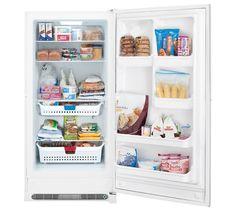 Frigidaire 20.5 Cu. Ft. Upright Freezer White-FFFH21F4QW