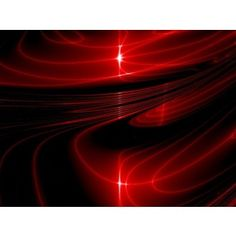 Black and Red Abstract Art.