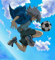 Sakka Yarouze (An Inazuma Eleven Fanfiction) - Why? Anime Guys, Manga Anime, Anime Art, Character Drawing, Character Design, Inazuma Eleven Axel, Lagann Gurren, Anime Couples Drawings, Fanart