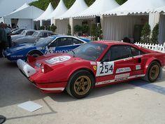 Ferrari 308 Gr IV Michelotto