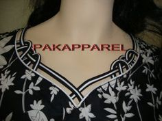 PAKAPPAREL : Neckline Design : 8