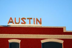 "i wanna go to austin, texas, sometime! i hear it has an awesome ""young person"" scene."