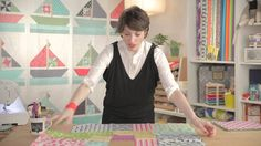 SCROLL DOWN To WATCH the VIDEO TUTORIAL Nothing Complicated EXCEPT how complicated it ends up looking. Start with a layer cake and select eight 10 inch squares. The Ninth center square will be the anchor color for you quilt top. You can use a solid color layer cake for the centers of your 9 patch …