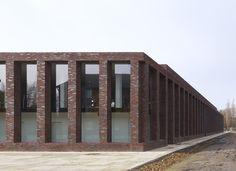 Jacobs University / Max Dudler and Dietrich Architekten © Stefan Müller