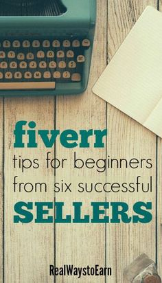 Do you want to earn money from home on Fiverr? Here are six tips for newbies from successful Fiverr sellers.