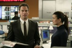 What is DiNozzo thinking?