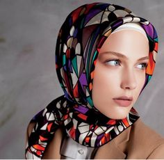 i  love the hijabs.
