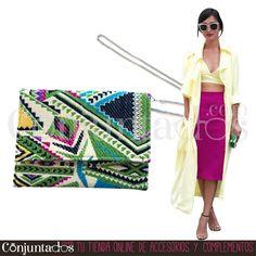 Bolso de mano bandolera tonos verde pistacho, turquesa y amarillo ★ 14'95 € en https://www.conjuntados.com/es/bolsos/bolsos-de-mano/bolso-de-mano-bandolera-de-estilo-etnico-en-tonos-verde-pistacho-turquesa-y-amarillo.html ★ #novedades #bolso #handbag #purse #crossbodybag #conjuntados #conjuntada #accesorios #lowcost #complementos #moda #fashion #fashionadicct #casualstreet #streetstyle #picoftheday #outfit #estilo #style #GustosParaTodas #ParaTodosLosGustos