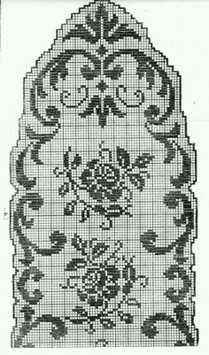 1 million+ Stunning Free Images to Use Anywhere Crochet Bedspread Pattern, Crochet Table Runner Pattern, Crochet Bunting, Crochet Doily Patterns, Crochet Tablecloth, Filet Crochet Charts, Crochet Cross, Thread Crochet, Holiday Crochet