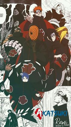 Pain wallpaper ,so cool. Naruto Kakashi, Naruto Shippuden Sasuke, Anime Naruto, Wallpaper Naruto Shippuden, Boruto, Naruto Art, Gaara, Otaku Anime, Manga Anime