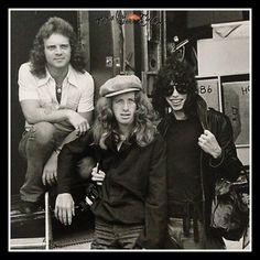 Joey, Brad and Steven - Aerosmith
