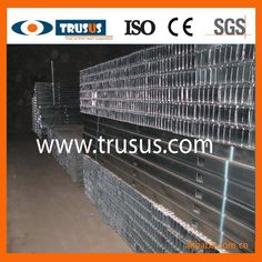 Stainless Steel Profile - Suspended Ceiling And Drywall Stud & Track