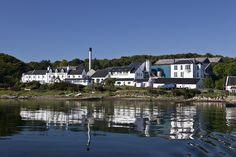 Isle of Jura - Highland malt (40) Open by arrangement only