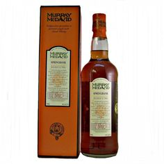 A very rare and exceptional bottling of Springbank Single Malt Scotch Whisky distilled in 1965 and aged for 35 years by the independent bottler Murray McDavid. Cask Ref : MM580 Distilled : February 1965 Bottled : March 2000 Cask Type : Fresh Sherry