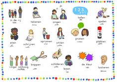 Dutch Phrases, Learn Dutch, Dutch Language, All Languages, Learning Arabic, English Class, Speech Therapy, Spelling, Homeschool