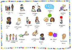 nt2 school schoolwoorden nederlands arabisch vertaald door Anne van der Pol -> originele bron twinkl.co.uk, bij gebruik vermelden