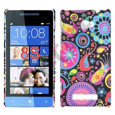 Valentine (Ver. 7) HTC Windows Phone 8S Cover