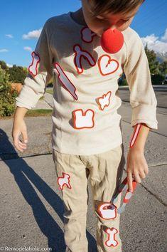 Procrastinators Rejoice! Easy Printable Last Minute Halloween Costumes