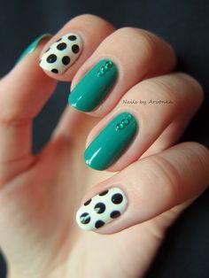 Dots and Rhinestones