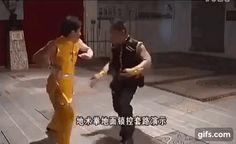 Dishuquan leg lock takedown