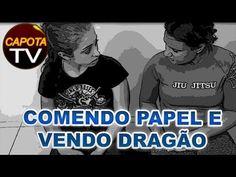 DUAS JAPONESINHAS VENDO DRAGÃO COM A HIPNOSE! ft. Amandas