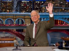 David Letterman to Retire in 2015 - NYTimes.com