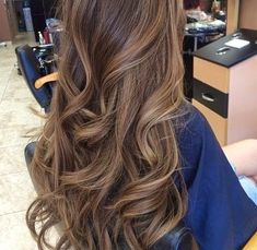 Darker hair need more dimension and can seem tricky when it comes to choosing the right color for balayage or highlights.The best soluti...