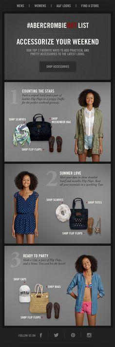 Abercrombie : Looks + Social