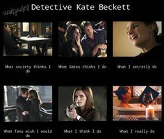 How People See Kate Beckett
