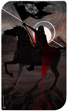 The DEATH Tarot by ViciousJay on DeviantArt