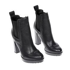 Γυναικεία μποτάκια G-STAR RAW μαύρα            (1480159)   Factory Outlet