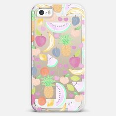 @casetify sets your Instagrams free! Get your customize Instagram phone case at casetify.com! #CustomCase Custom Phone Case | Casetify | Graphics | Painting | Transparent  | Lisa Argyropoulos