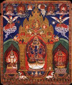 Female Goddess. Nepal; 18th century